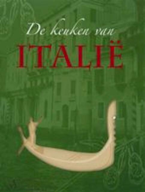 De keuken van Italië - Linda Doeser