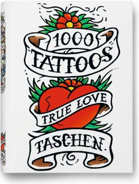 1000 Tattoos - Burkhard Riemschneider
