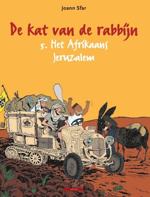 Het Afrikaans Jeruzalem - Joann Sfar