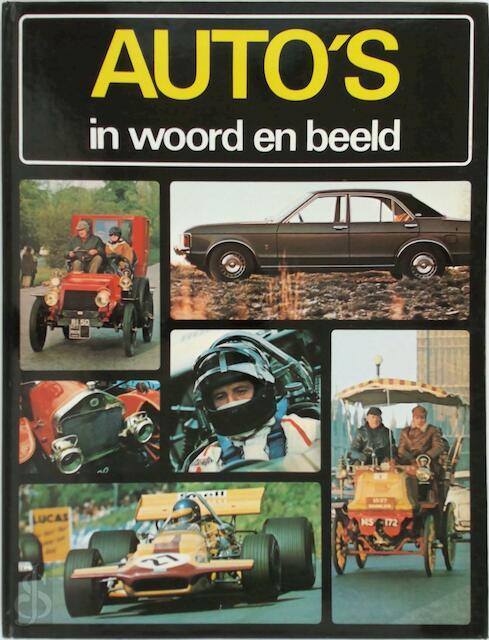 Auto's in woord en beeld - Peter Roberts, Henri Cornelis Ebeling