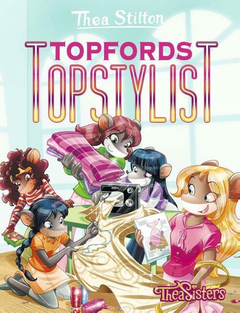 Topfords topstylist (1`9) - Thea Stilton