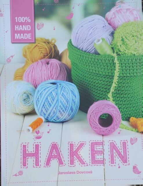 Haken - 100% handmade - Jaroslava Dovcová