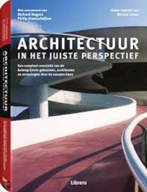 Architectuur in het juiste perspectief - Richard George Rogers