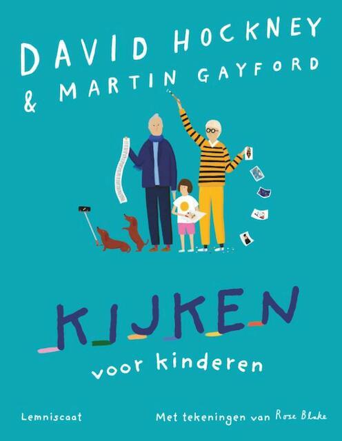 Kijken voor kinderen - David Hockney, Martin Gayford