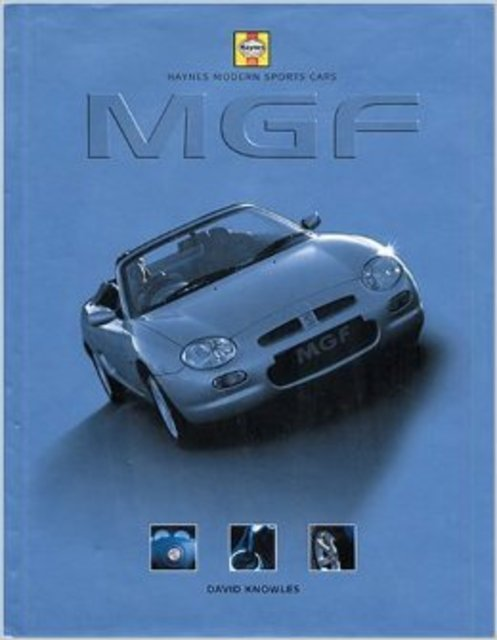 MGF - Haynes Modern Sports Cars - David Knowles