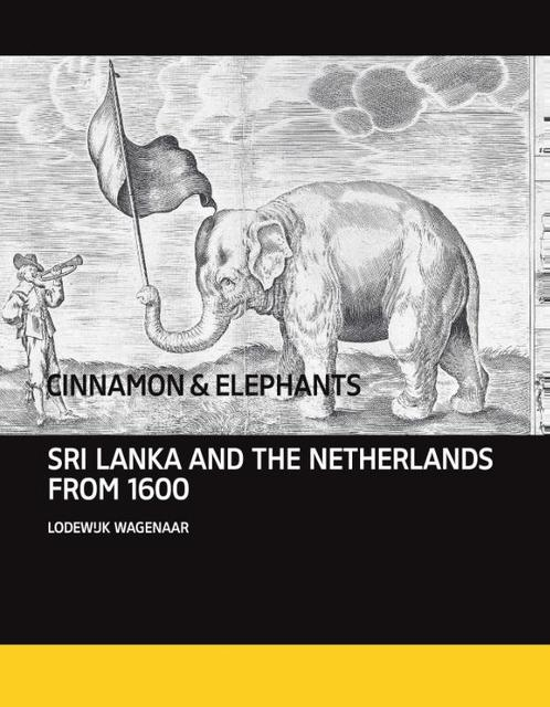 Cinnamon and Elephants - Lodewijk Wagenaar
