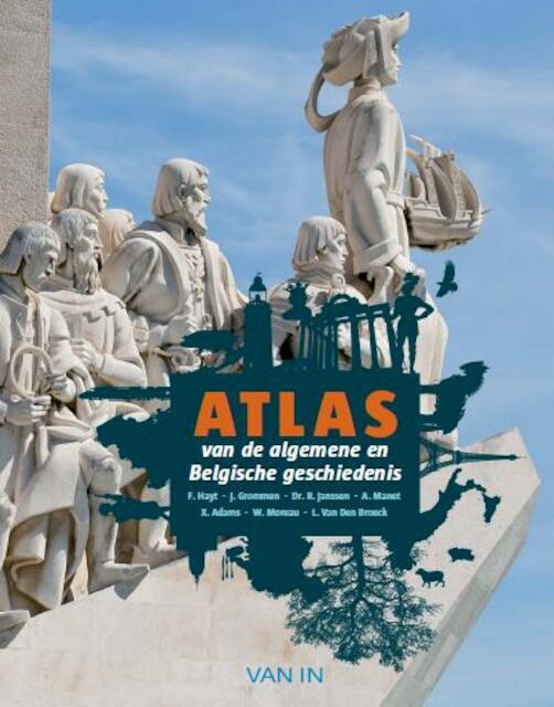 Atlas van de algemene en Belgische geschiedenis -