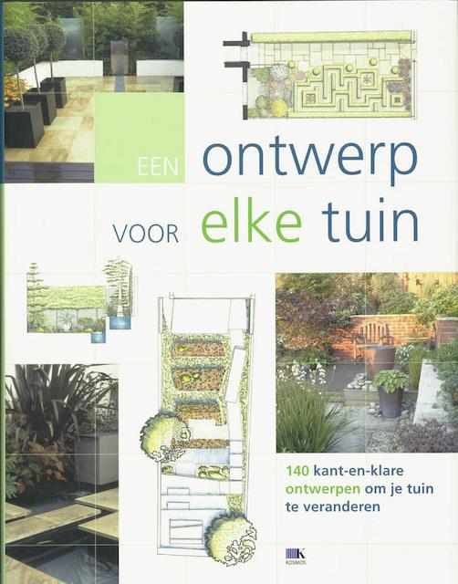 Een ontwerp voor elke tuin unknown unknown isbn for Tuinontwerp boek