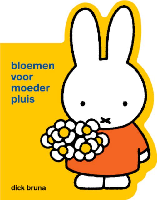 nijntje cadeauboekje bloemen voor moeder pluis - Dick Bruna
