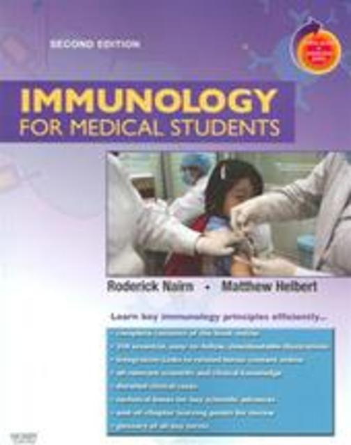 immunology for medical students pdf