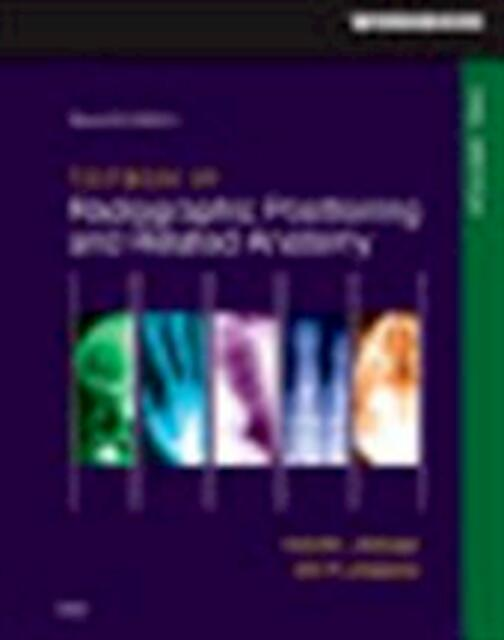 Radiographic positioning and related anatomy