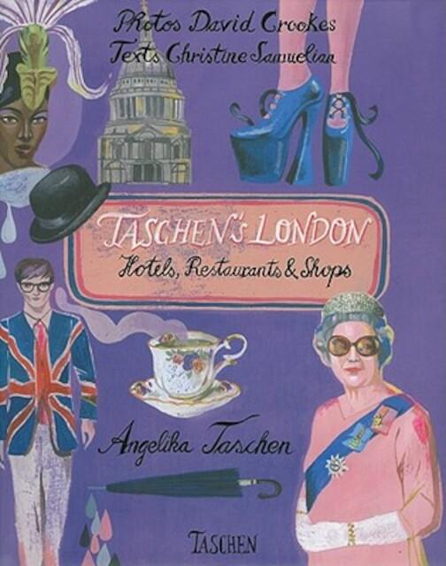 Taschen's London - Christine Samuelian