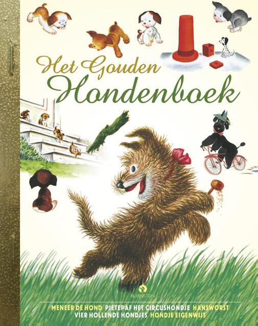 Het Gouden Hondenboek - Margaret Wise Brown