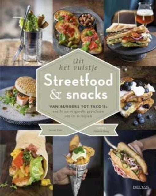Streetfood & snacks - Stevan Paul