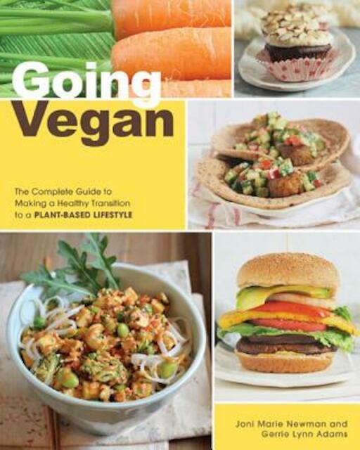 Going Vegan - Joni Marie Newman, Gerrie Lynn Adams