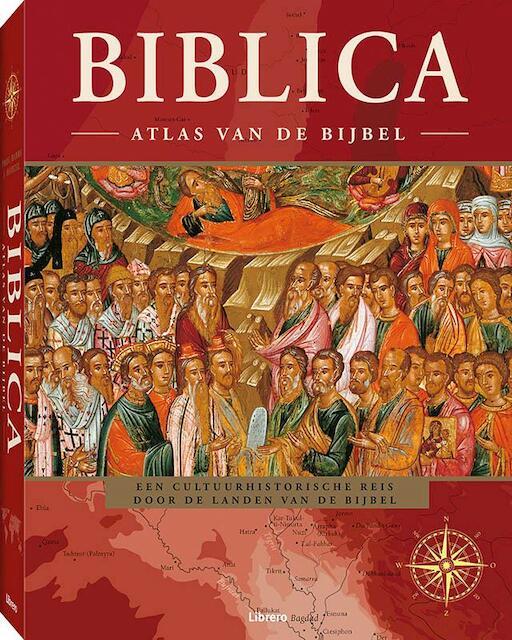 Biblica - Atlas van de bijbel - Barry J. Beitzel