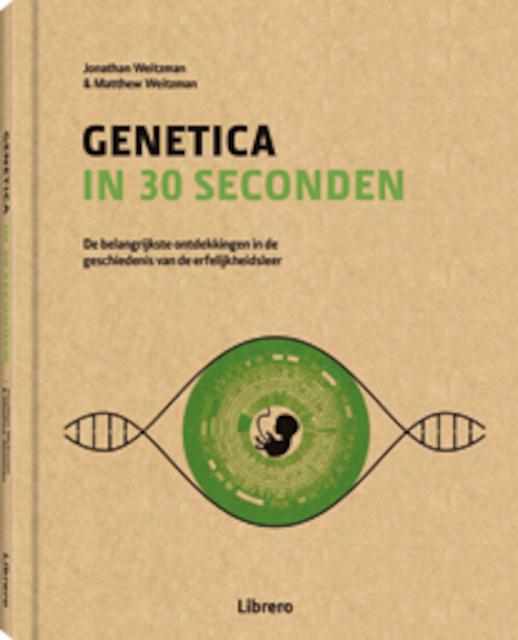 Genetica in 30 seconden - Jonathan Weitzman, Matthew Weitzman