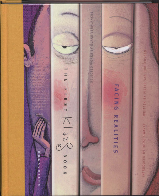The first Klaas book + DVD - Pieter van Oudheusden