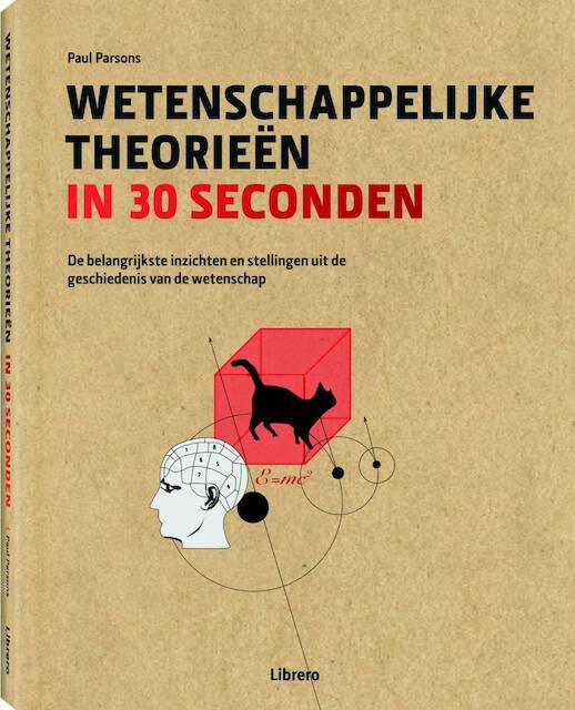 Wetenschappelijke theorieen in 30 seconden - Paul Parsons