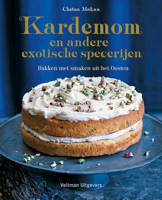 Kardemom en andere exotische specerijen - Chetna Makan
