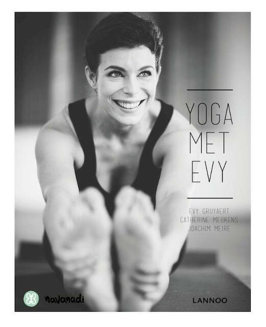 Yoga met Evy (E-boek - ePub formaat) - Evy Gruyaert