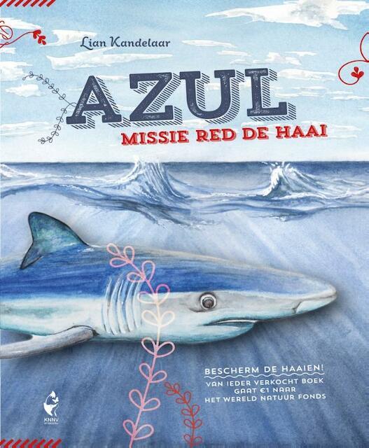 Azul - Lian Kandelaar