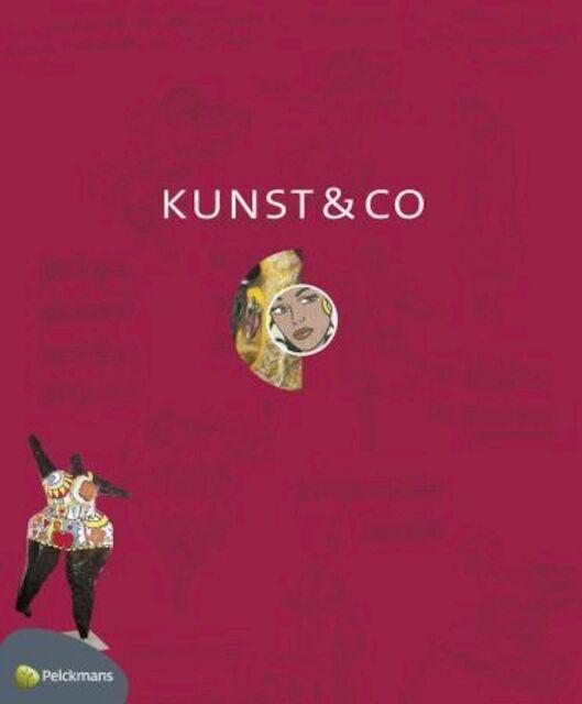 Kunst & Co handboek (inclusief cd-rom) - Yves Knockaert, Paul Van Damme