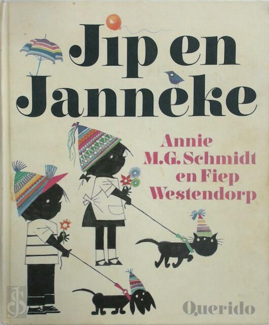 Jip en Janneke - Annie M. G. Schmidt