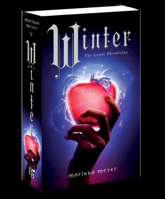 Winter - Marissa Meyer