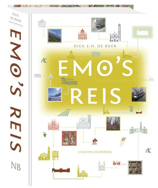 Emo's reis - Boer De