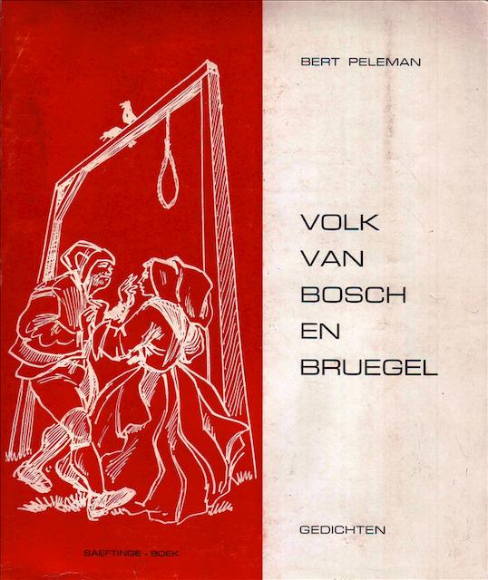 Volk van Bosch en Bruegel - Albert Leopold Florent Peleman