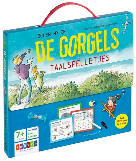 De Gorgels taalspelletjes - Jochem Myjer
