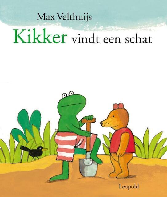 Kikker vindt een schat - Max Velthuijs