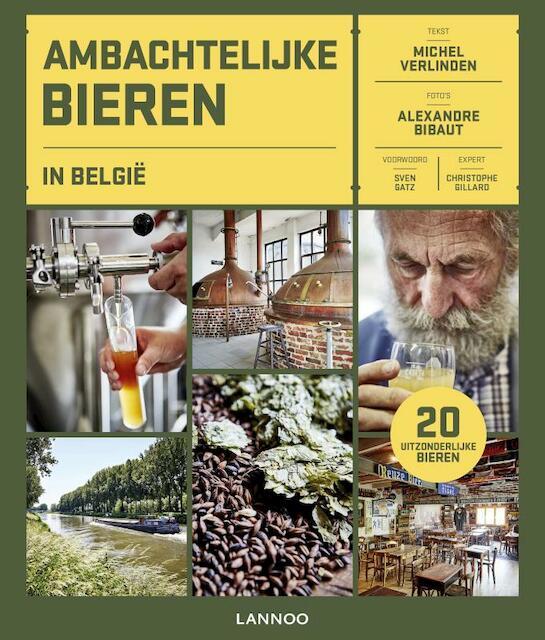Ambachtelijke Bieren in België - Michel Verlinden