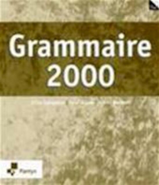 Grammaire 2000 - Jef de Spiegeleer