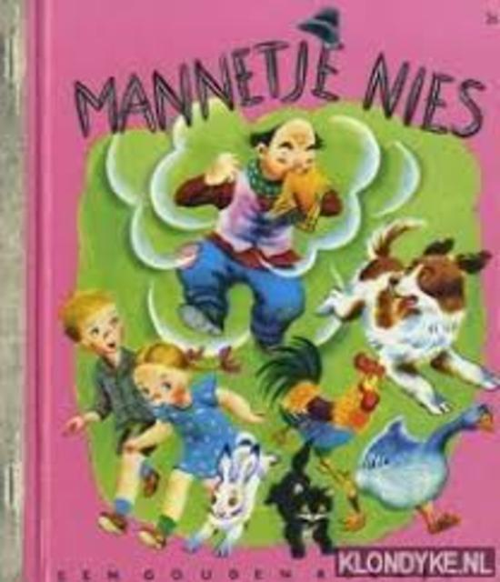 Mannetje Nies - O. Cabral
