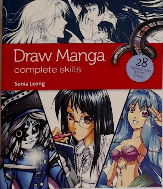Draw Manga - Sonia Leong