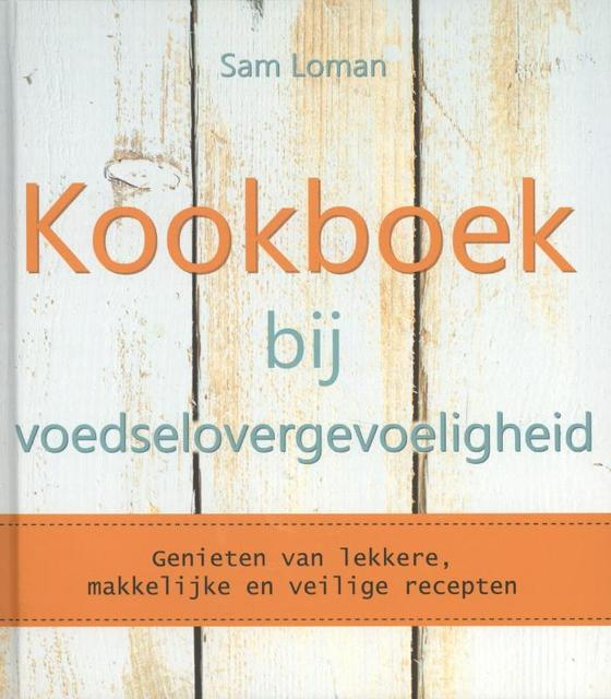 Kookboek bij voedselovergevoeligheid - Sam Loman, Samantha Loman