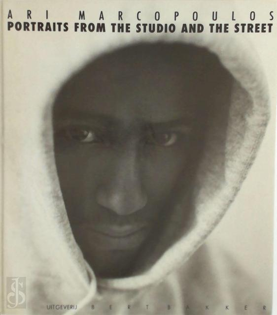 Portraits from the studio and the street - Ari Marcopoulos, Glenn O'Brien