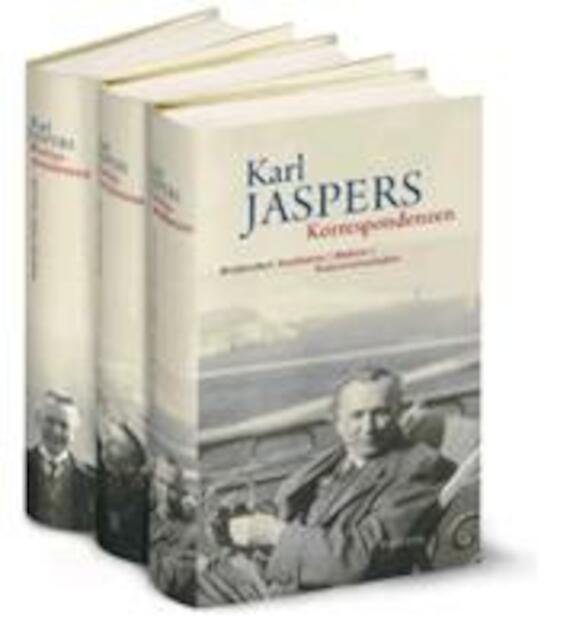 Korrespondenzen 1 - 3 - Karl Jaspers
