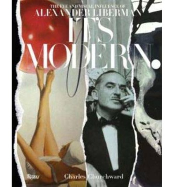 It's Modern. - Charles Churchward