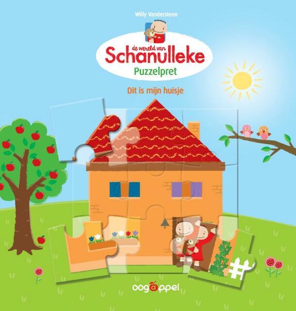 De wereld van Schanulleke puzzelpret - Willy Vandersteen