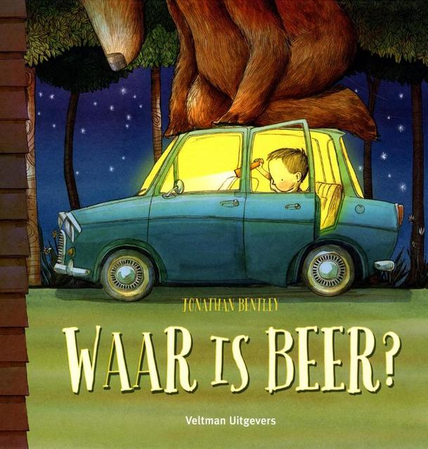 Waar is Beer? - Jonathan Bentley