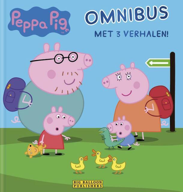 Peppa pig omnibus - Neville Astley, Mark Baker