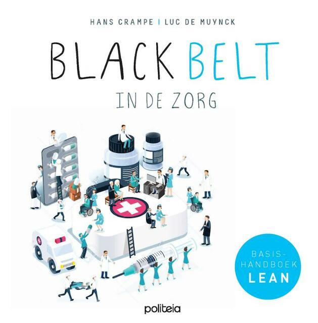 Black Belt - Hans Crampe, Luc De Muynck