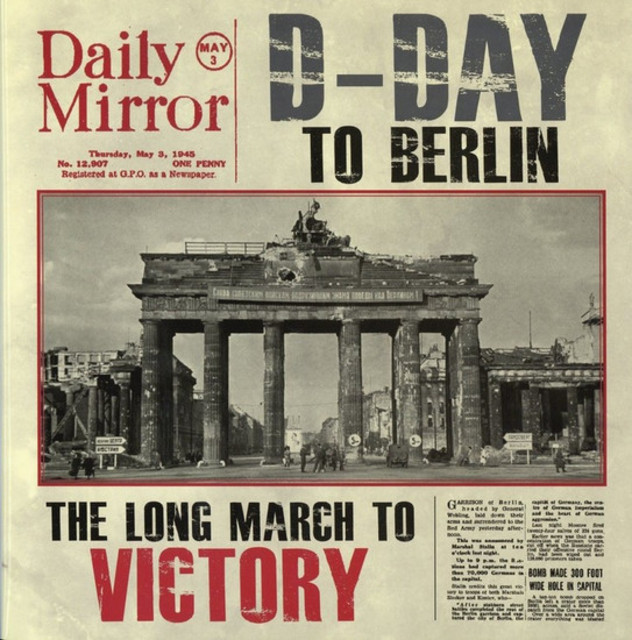 D-Day to Berlin - David Edwards