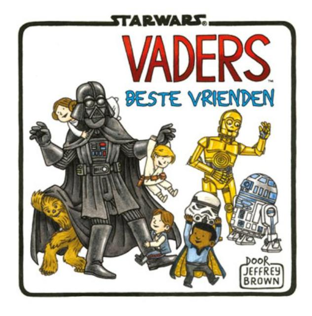 Star wars darth vader BFF - Jeffrey Brown