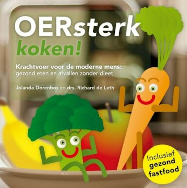 OERsterk koken! - Jolanda Dorenbos, Richard de Leth