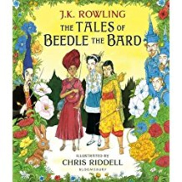 Tales of Beedle the Bard - J K Rowling