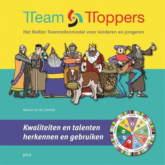 Team toppers - Marion van de Coolwijk